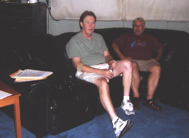 Good Morning Recording 2006 (2)