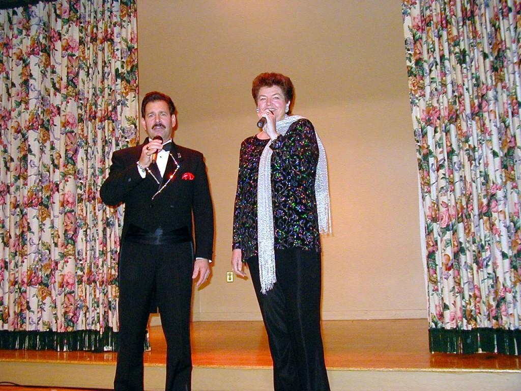 Tony and Carol Keffer